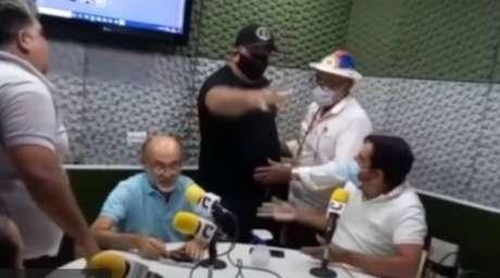 Invasão em estúdio de rádio está sendo investigada pela delegacia do município