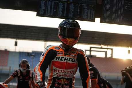 Pol Espargaró foi apenas discreto no GP de Doha