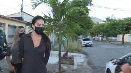 O vereador Dr. Jairinho (Solidariedade) e a professora Monique Medeiros forampresos preventivamente na casa de uma tia do político em Bangu, zona oeste do Rio de Janeiro