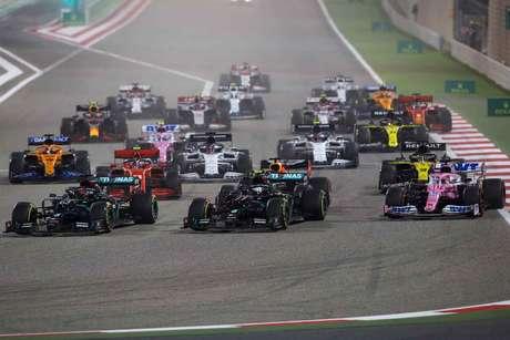 A sustentabilidade é um dos focos da F1 para o futuro