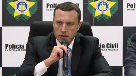 Segundo o delegado responsável pela investigação, Henrique Damasceno, hoje o casal é investigado por homicídio duplamente qualificado