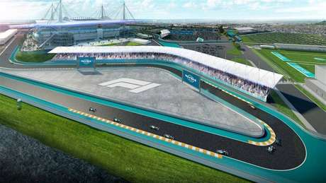 Fórmula 1 segue com planos de correr em Miami no futuro