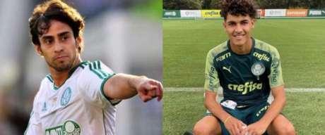 Comparativo entre Jorge Valdivia e Jamilton Carcelen (Fotos: Cesar Greco / Acervo Pessoal)