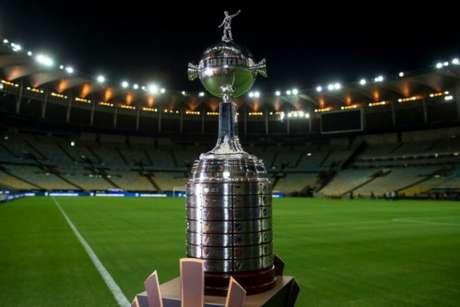 Fluminense sonha com o primeiro título da Libertadores em sua história (Foto: DIVULGAÇÃO/CONMEBOL)