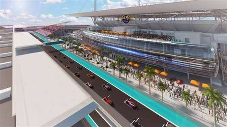 O GP de Miami está bem enrolado e segue com futuro indefinido