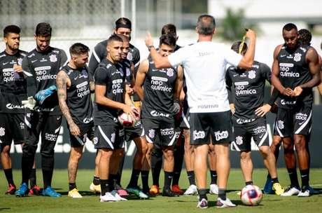 Com paralisação do futebol em SP, Corinthians está sem jogar há duas semanas (Foto: Rodrigo Coca/Ag. Corinthians)