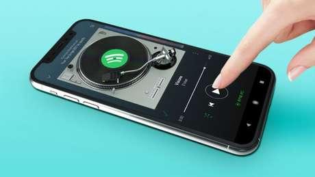 Spotify no celular
