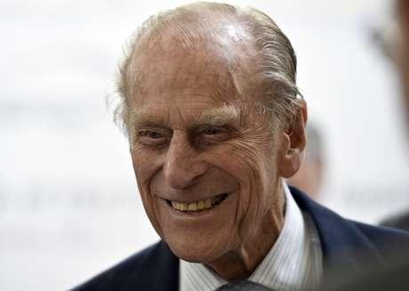 Príncipe britânico Philip, o duque de Edimburgo, em Malta 27/11/2015 REUTERS/Toby Melville