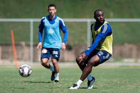 Manoel volta ao time e a Raposa terá força máxima contra o Galo no clássico-(Bruno Haddad/Cruzeiro)