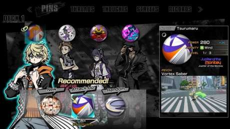 Neo: The World Ends with You estreia no PlayStation