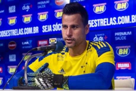 Fábio será a principal referência do Cruzeiro no clássico contra o Atlético-MG-(Gustavo Aleixo/Cruzeiro)