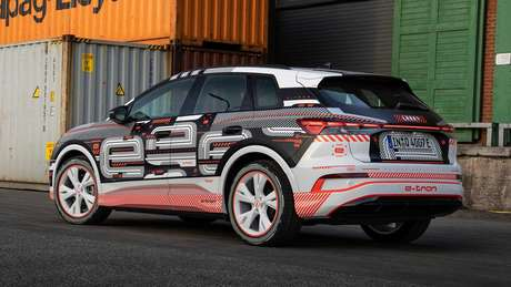 Audi Q4 e-tron será o elétrico mais acessível da marca alemã.