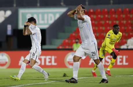 Grêmio perde para o Del Valle e se complica na Libertadores