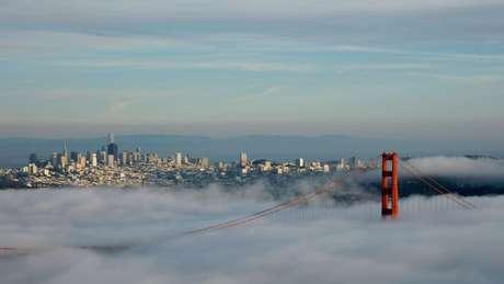 San Francisco é uma das cidades mais caras dos EUA, onde o aluguel médio de um apartamento é de US$ 3 mil
