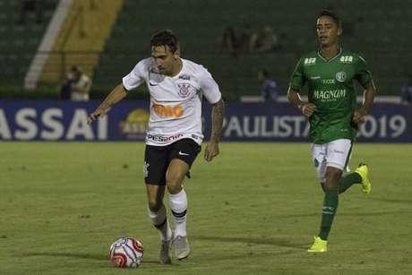Guarani e Corinthians se enfrentaram pela última vez no Paulistão-2019 (Foto: Daniel Augusto Jr./Ag. Corinthians)