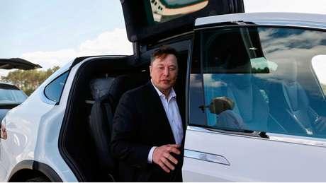 O bilionário Elon Musk mudou no ano passado sua residência na Califórnia para o Texas, onde a carga tributária é menor