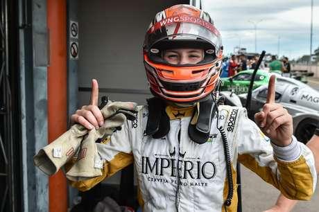 Bruna Tomazelli: preparação para a W Series nesta temporada.
