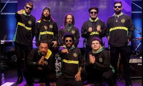 Banda de reggae Mato Seco é destaque do Festival Novos Motores