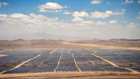 O Chile planeja aproveitar seus recursos naturais para produzir hidrogênio verde