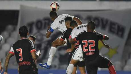 Reprodução/Twitter Santos FC