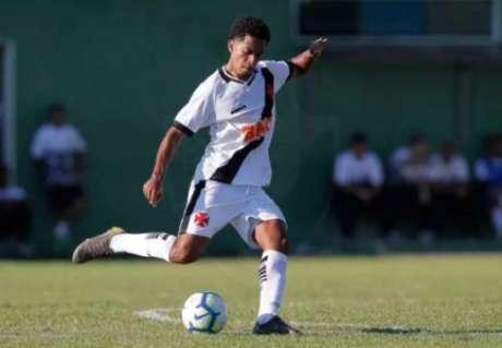 Miranda foi um dos destaques da base do Vasco (Rafael Ribeiro/Vasco)