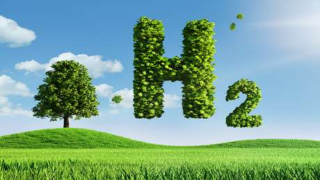 O hidrogênio tem três vezes mais energia do que a gasolina e não libera gases poluentes