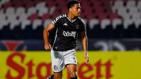 Miranda disse estar à disposição de Marcelo Cabo para ajudar o Vasco seja qual for a posição (Rafael Ribeiro/Vasco)