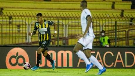 Volta Redonda e Botafogo empataram neste sábado (Foto: André Moreira/VRFC)