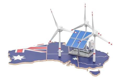 A Austrália planeja aproveitar seus vastos recursos de energia renovável para produzir hidrogênio verde