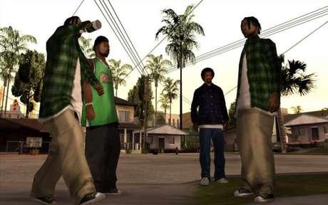 Recrute membros para sua gangue