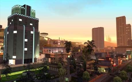 Cidades do jogo são inspirados em locais reais