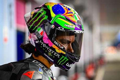 Franco Morbidelli tenta voltar aos trilhos na MotoGP