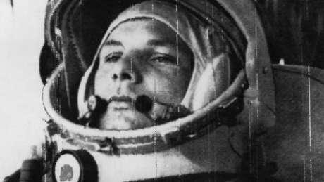 Yuri Gagarin foi primeira pessoa a chegar ao espaço