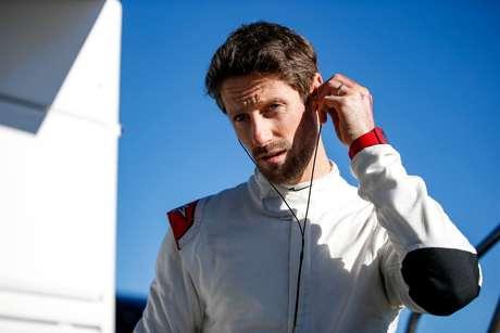 Romain Grosjean é a maior novidade da Indy 2021
