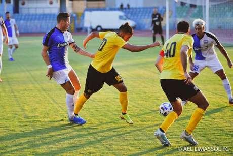 Danilo espera bons resultados com a equipe do Chipre (AEL Limassol)