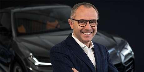 Ex-CEO da Lamborghini, Stefano Domenicali comanda a F1