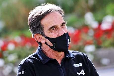 Davide Brivio trocou a MotoGP pela F1 motivado pelo desafio em uma nova estrutura na Alpine