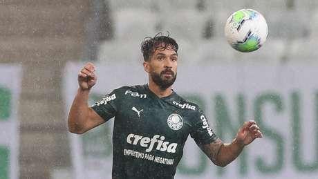 Luan foi o zagueiro titular da equipe nas últimas temporadas (Foto: Cesar Greco/Palmeiras)