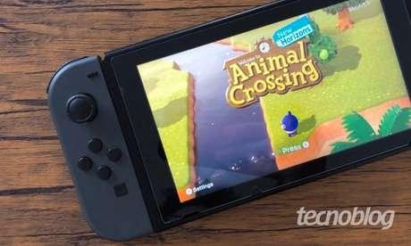Nintendo Switch pode ter problemas de escassez neste ano