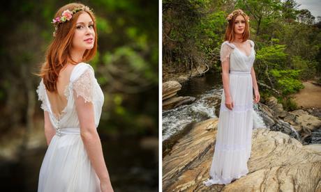 Vestido de noiva da Maria Isis