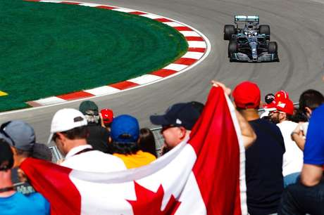 O GP do Canadá está marcado para 13 de junho