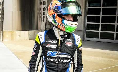 Kiko Porto venceu corrida em 2020