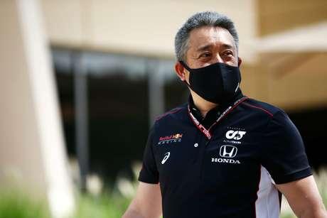 Masashi Yamamoto é o comandante do projeto da Honda para a F1
