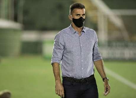 Vagner Mancini valorizou a vitória corintiana neste domingo (Foto: Rodrigo Coca/Ag. Corinthians)