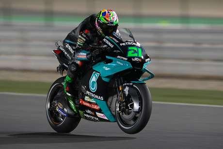 MotoGP 2021 Catar Losail Sexta SRT Franco Morbidelli