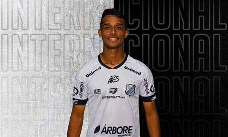 Welinton não estava tendo chances com Felipe Conceição e foi cedido ao time do interior paulista-(Divulgação/Inter de Limeira)