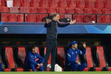 Chelsea vai em busca do bicampeonato europeu (Foto: CRISTINA QUICLER / AFP)