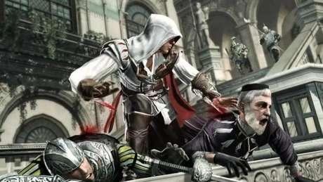 Ubisoft desligará servidores em breve de jogos como Assassin's Creed 2