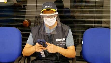 Com coleta por telefone devido à pandemia, aumentou a taxa de não resposta à Pnad Contínua, do IBGE