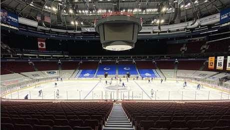 Rogers Arena, casa doVancouverCanucks